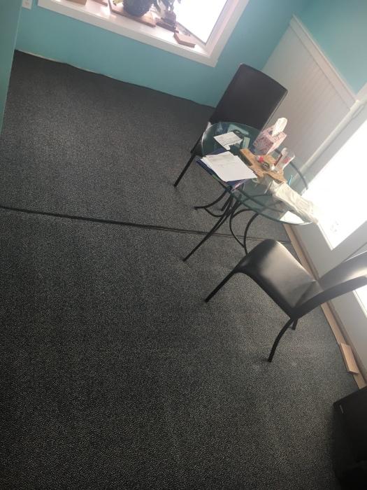 I Carpeted The Main Floor The Pedersen Homestead